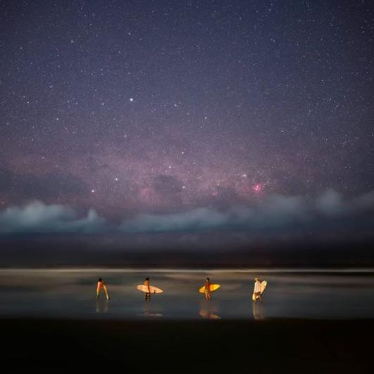 ganó el primer lugar en elconcurso internacionalPhoto Nightscape Awards 2020de Francia