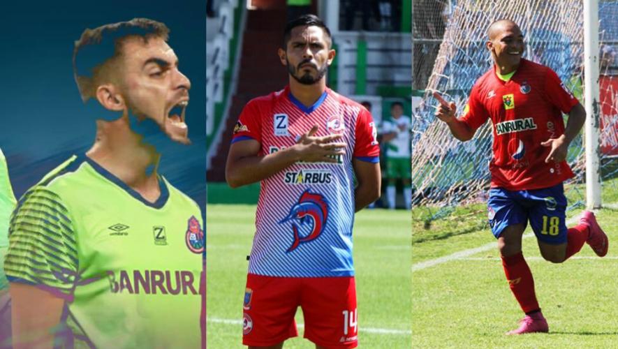 Refuerzos de CSD Municipal para el Torneo Apertura 2020 de la Liga Nacional