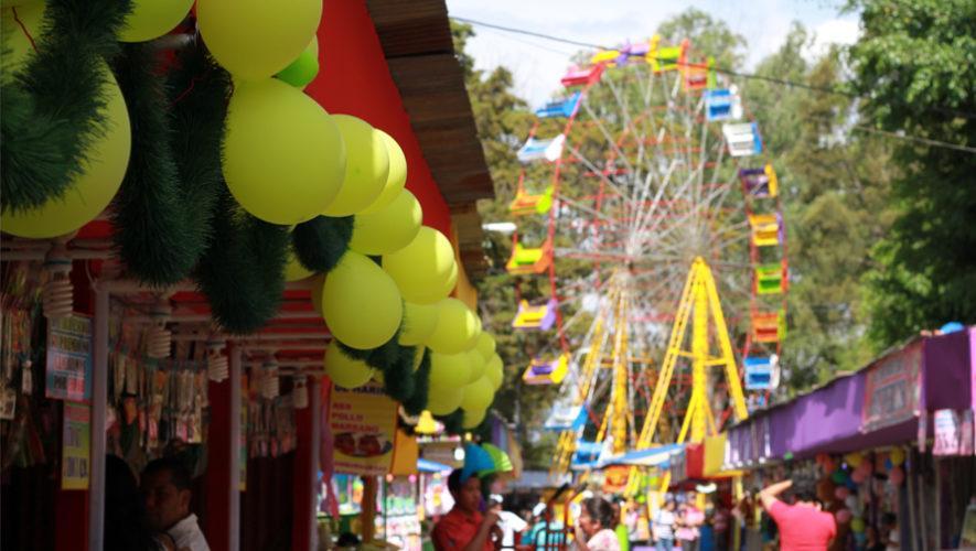 Conferencias virtuales para conocer la historia de la Feria de Jocotenango   Agosto 2020