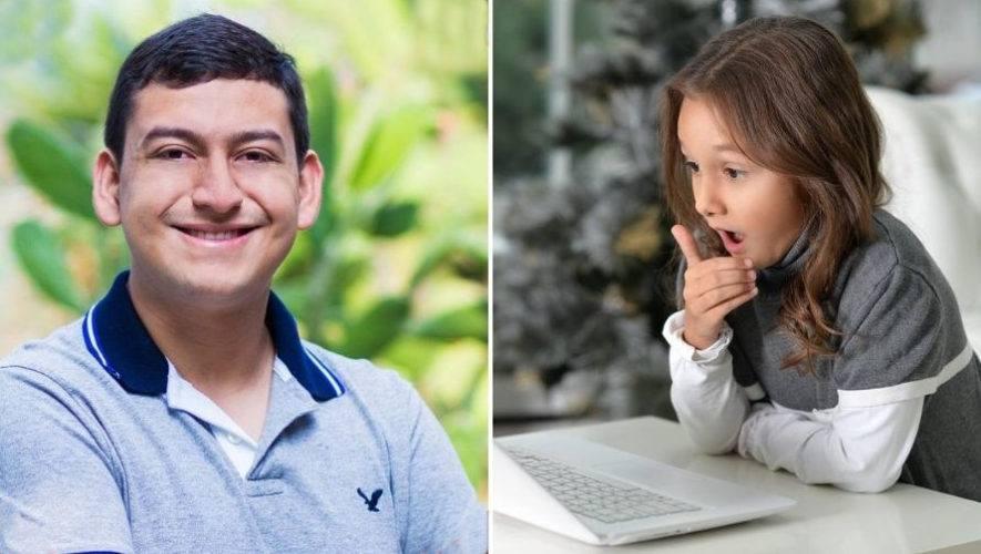 Conversatorio para niños acerca de la evolución del planeta Tierra | Agosto 2020
