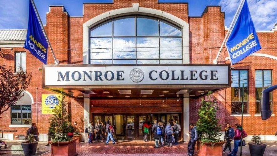 Convocatoria de becas para estudiar en Monroe College, Nueva York, Estados Unidos, 2021
