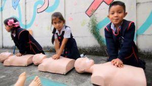 Curso virtual de primeros auxilios para niños | Agosto 2020