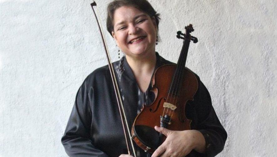 Curso virtual de violín para principiantes con Mónica Sarmientos | Septiembre 2020