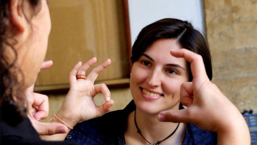 Cursos de lengua de señas del Comité Pro Ciegos y Sordos | Agosto 2020