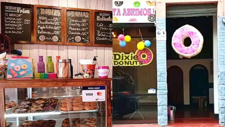 Dixie Donuts abre una nueva sucursal