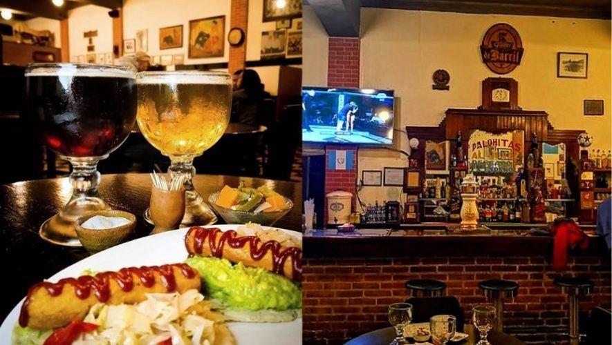 El Portalito, el primer bar que existió en la Ciudad de Guatemala