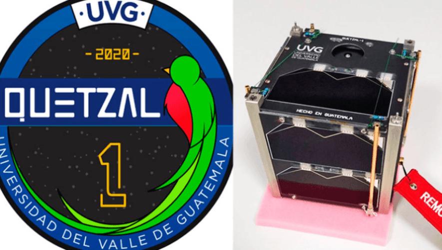 El primer satélite guatemalteco es nominado a premio internacional 2020