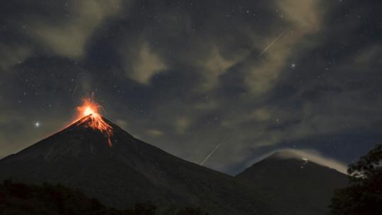 Fecha para ver la lluvia de estrellas Perseidas desde Guatemala en agosto 2020