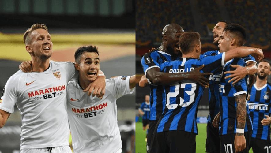 Fecha y hora en Guatemala para ver la final Sevilla vs. Inter de Milán, Europa League 2020