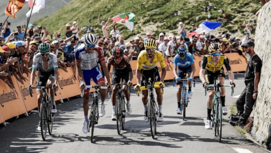 Fechas, horarios y canales para ver en Guatemala las etapas del Tour de France 2020