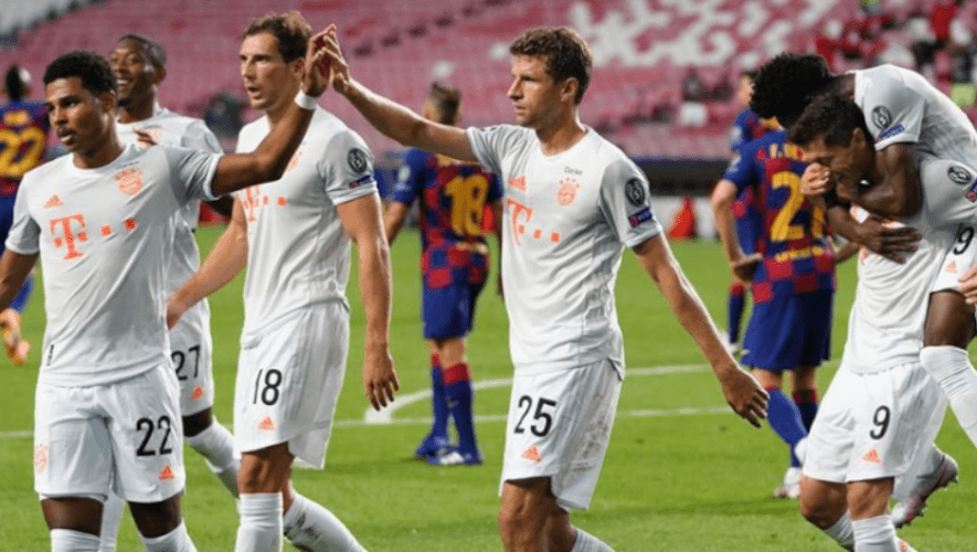 Fechas y horarios para ver en Guatemala las semifinales de UEFA Champions League 2020