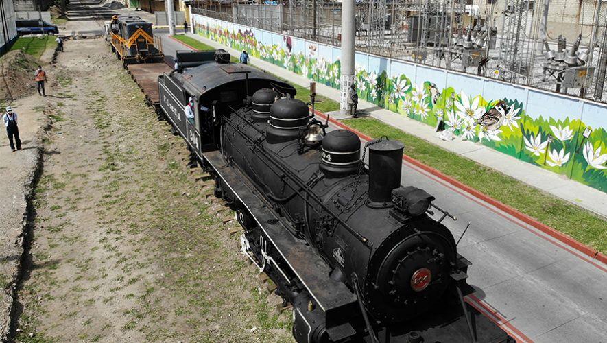 Tren 204 de Guatemala