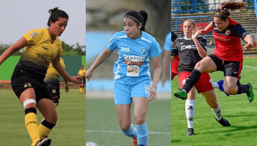 Futbolistas guatemaltecas que han jugado en el extranjero