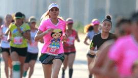 Invitan a guatemaltecas a correr en la primera Carrera Internacional de la Mujer