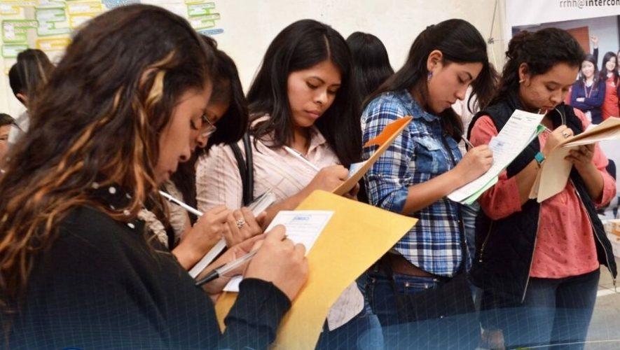 Feria de empleo virtual de la Municipalidad de Villa Nueva | Agosto 2020