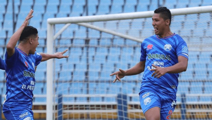 Los equipos de Guatemala que han obtenido el ascenso a la Liga Nacional Mayor