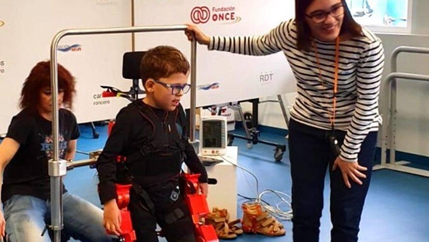 María André Destarac, científica guatemalteca, destaca en España por su trabajo en robótica