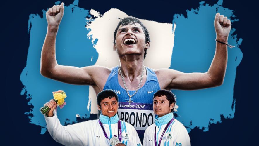 Medios internacionales destacaron el momento histórico de Erick Barrondo en Londres 2012