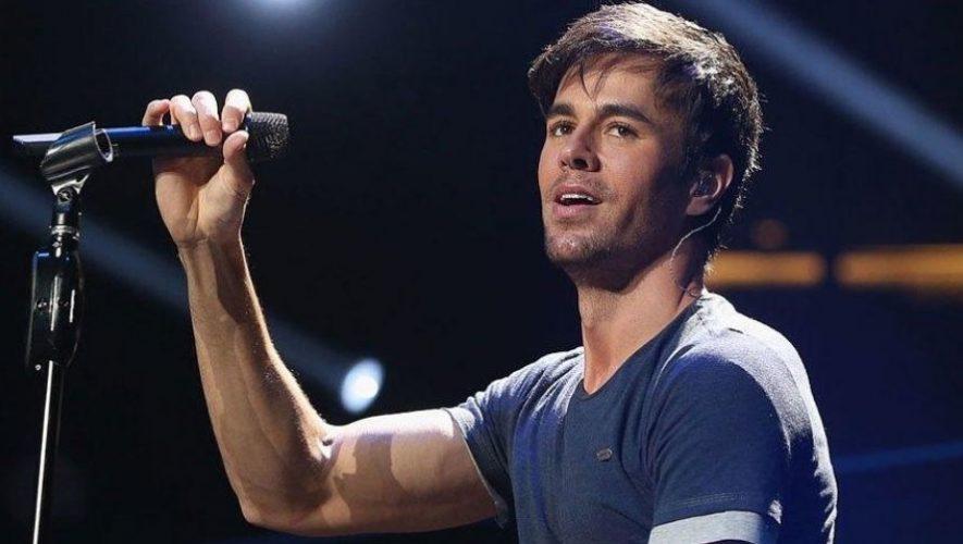 Mira en Guatemala el concierto gratuito de Enrique Iglesias | Agosto 2020