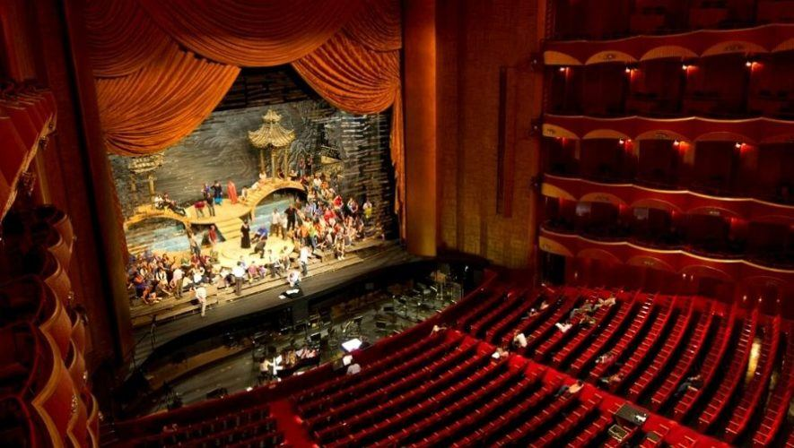 Mira en Guatemala las óperas desde The Metropolitan Opera de Nueva York | Agosto 2020