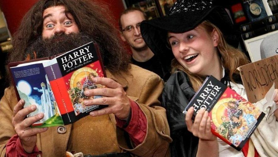 Narración en vivo de lecturas de Harry Potter | Agosto 2020