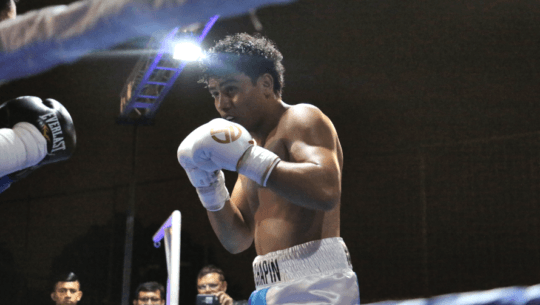 Oficial: Lester Martínez afrontará su quinta pelea profesional en México