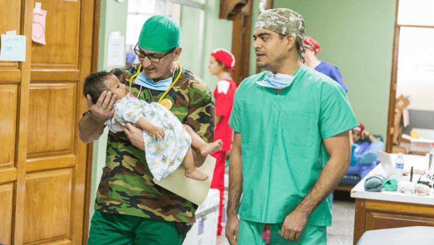Operación Sonrisa recauda fondos para apoyar a niños con labio fisurado y paladar hendido