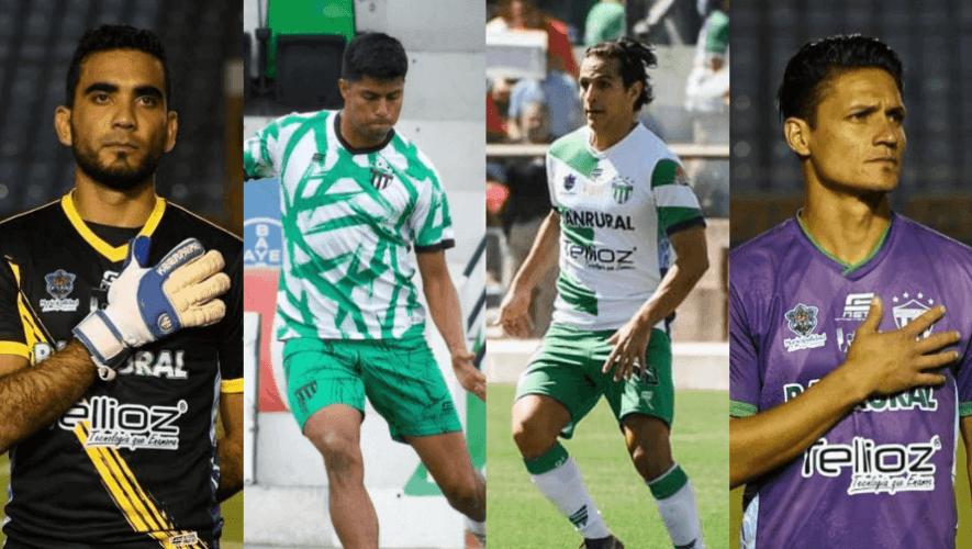 Plantilla de jugadores de Antigua GFC para el Torneo Apertura 2020 de la Liga Nacional