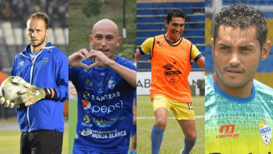 Plantilla de jugadores de Cobán Imperial para el Torneo Apertura 2020 de la Liga Nacional