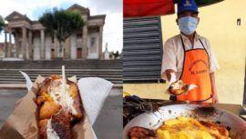 Platanitos el Lucerito que se preparan en Quetzaltenango