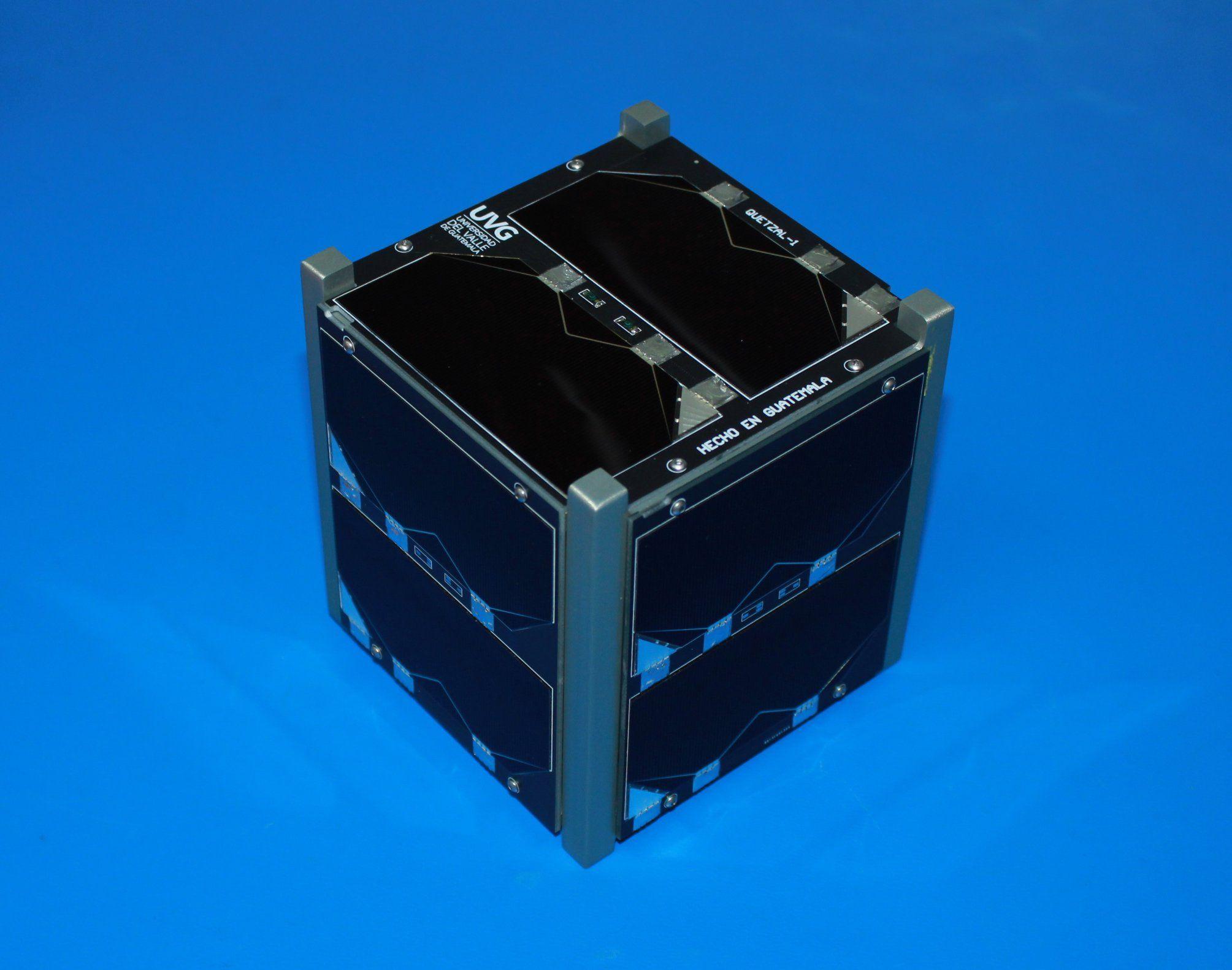 Primer satélite guatemalteco ganó premio Misión del Año - pequeños satélites 2020