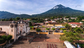 San Juan del Obispo busca convertirse en un pueblo pintoresco de Guatemala