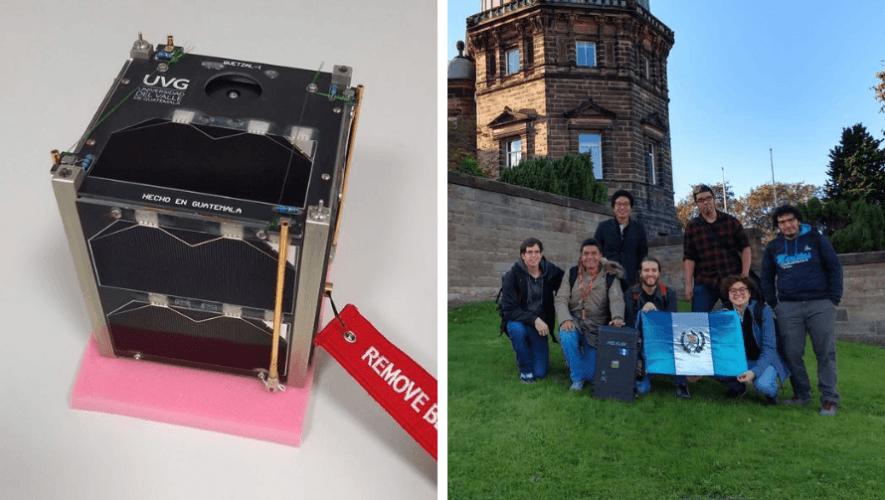 Quetzal 1: Primer satélite guatemalteco ganó premio Misión del Año - pequeños satélites 2020