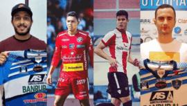 Refuerzos de Santa Lucía Cotzumalguapa FC para el Torneo Apertura 2020 de la Liga Nacional