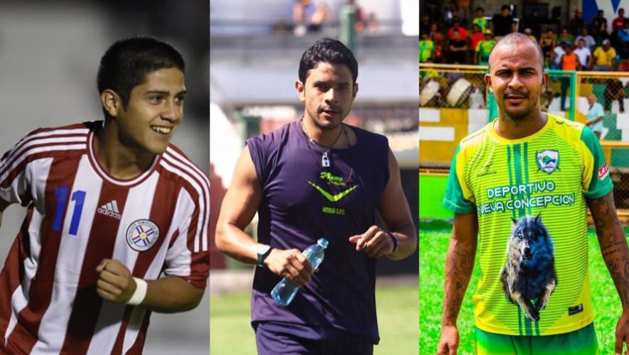 Refuerzos del Deportivo Malacateco para el Torneo Apertura 2020 de la Liga Nacional