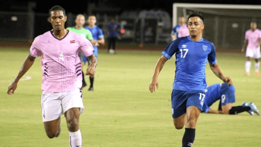 Rivales de Guatemala en la primera ronda de las Eliminatorias al Mundial de Qatar 2022