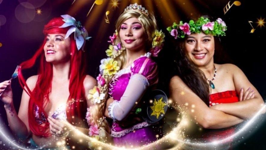 Show infantil con canciones de princesas, a beneficio de Ayuvi | Agosto 2020