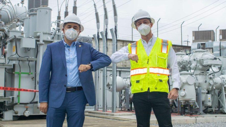 TRELEC amplió subestaciones de energía eléctrica en Guatemala