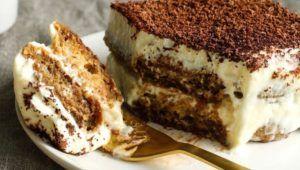 Taller gratuito para aprender a preparar pastel tiramisú | Agosto 2020