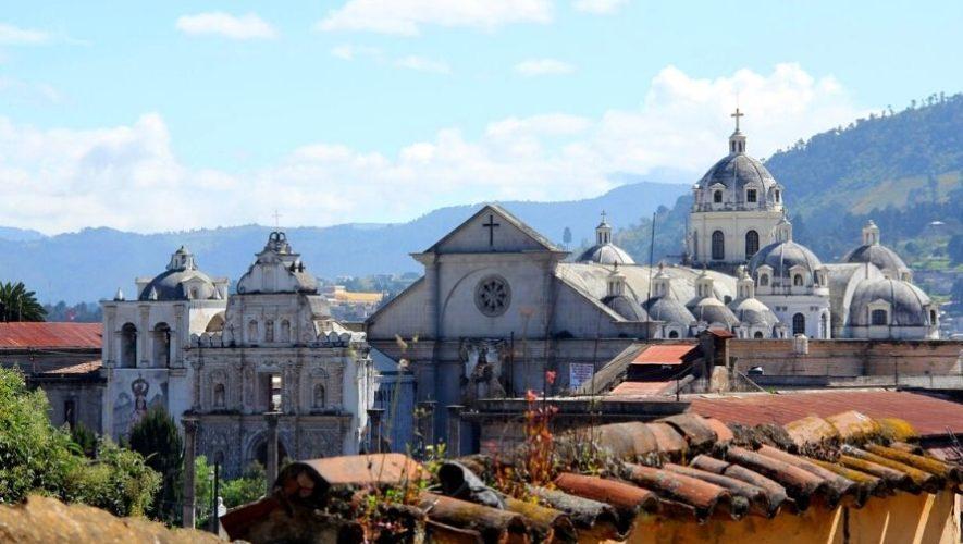 Tour virtual por los monumentos de Quetzaltenango   Agosto 2020