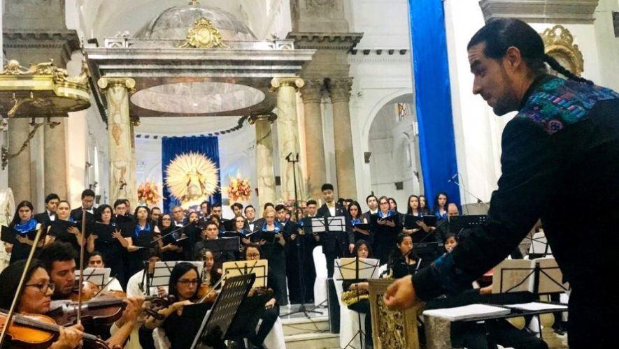 XII Serenata de la Asunción, concierto virtual de música sacra | Agosto 2020
