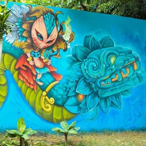 covid-19-voluntarios-guatemaltecos-pintaron-mural-zona-7-ciudad-guatemala-programa-make-things-happen