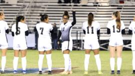 Aisha Solórzano brilló en Estados Unidos al anotar 4 goles con la Universidad Southeastern