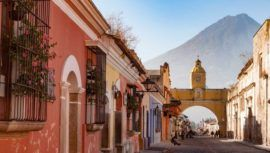Antigua Guatemala es considerada una de las ciudades más hermosas del mundo según medio internacional