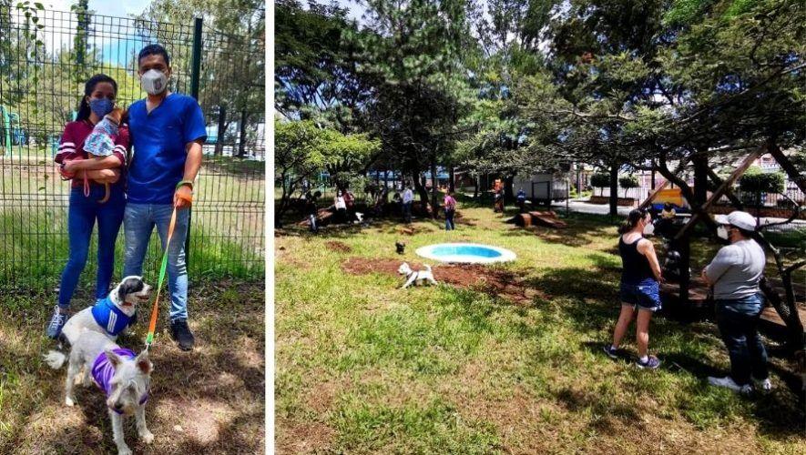 Anuncian apertura del primer parque para perros en Mixco