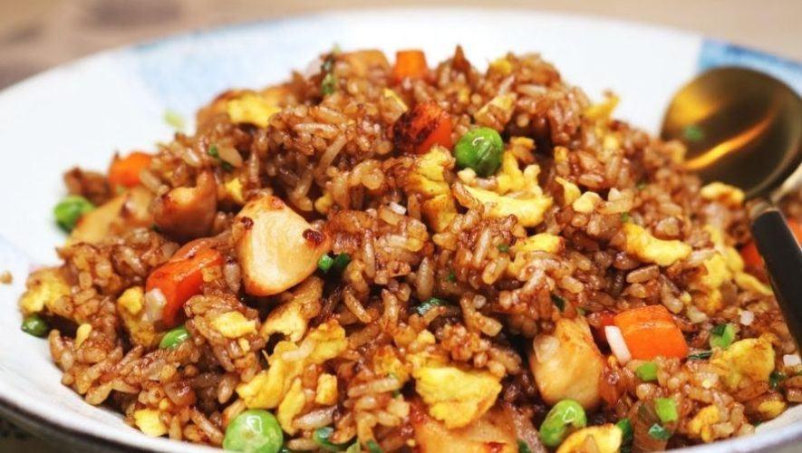 Clase virtual gratuita para aprender a preparar arroz chino | Septiembre 2020