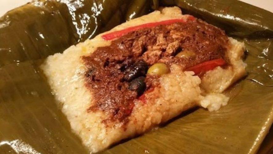 Clase virtual gratuita para hacer tamales de arroz | Septiembre 2020
