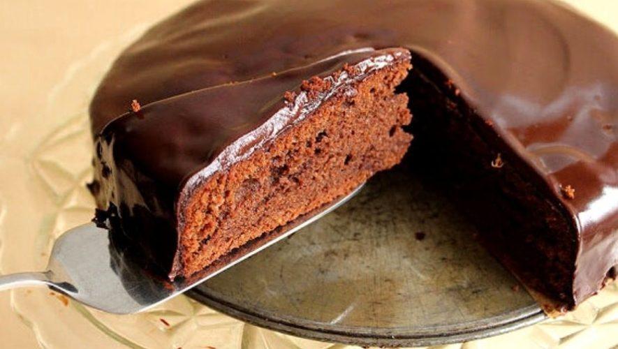 Clase virtual gratuita para hacer una torta Sacher de chocolate | Septiembre 2020