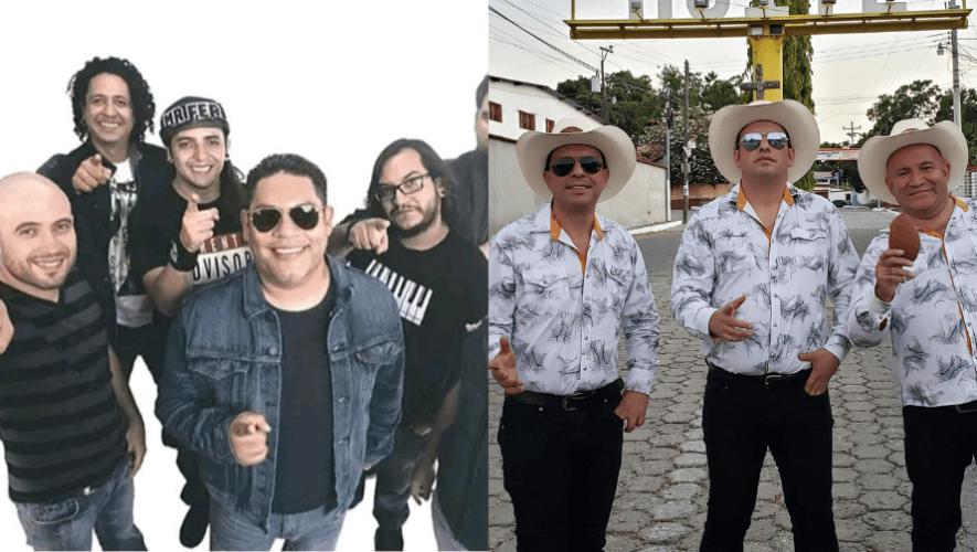 Concierto en línea de Los Miseria Cumbia Band y Los Tres Huitecos | Septiembre 2020