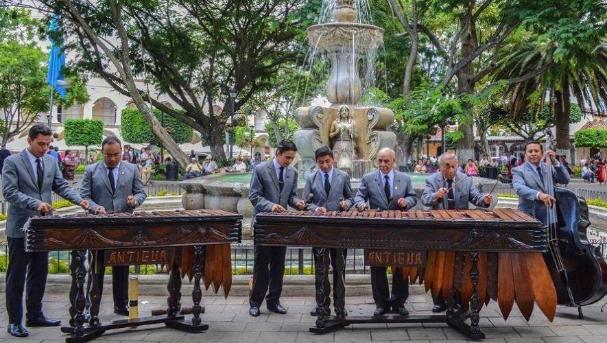 Concierto virtual de Marimba Antigua celebrando la independencia de Guatemala | Septiembre 2020